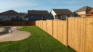 Fences and Decks and more