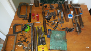 tool and diemaking measurement and setup tools
