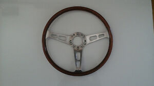 jaguar mg Austin les leston steering wheel