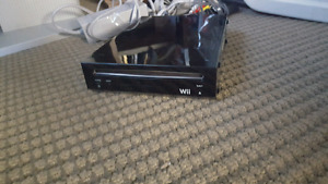 Great Wii system for sale or trade for headphones