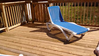 DECK & FENCE SEASON IS HERE! CALL NOW FOR A FAST FREE ESTIMATE!