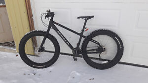 KONA WO Fat Bike - Great condition