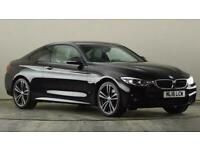 2016 BMW 4 Series 430d xDrive M Sport 2dr Auto [Professional Media] Coupe diesel