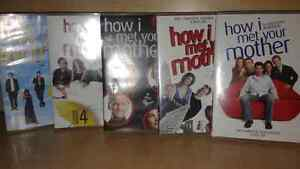 How I Met Your Mother- Seasons 1-5