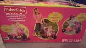 Fisher Price Rock Roll and Ride Tricycle