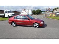 2003 03 plate Rover 45 1.6i Impression