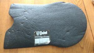 Cashel cushion wedge pad