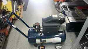 Mastercraft air compressor. We sell used contractor grade tools