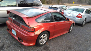 Parting out 1988 and 1991 Honda CRX