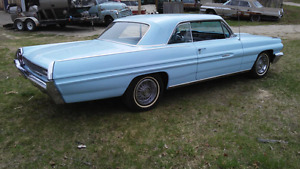All Original 1962 Pontiac Grand Prix