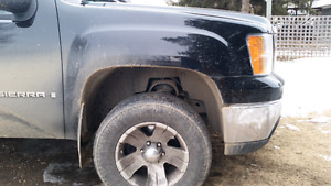 Trade GMC Front Clip for Chevy front clip