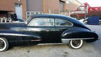 1947 CADILLAC SERIES 62 FASTBACK COUPE (kensington)