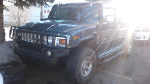 2005 HUMMER H2 SUT SUV, Crossover Pickup Fully Loaded