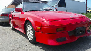 1986 Toyota MR2 - MUST GO -