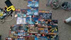 Lego star wars episode 1-7 sets
