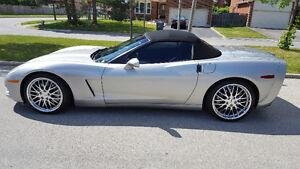 2005 Chevrolet Corvette C6 Z51 3LT Convertible