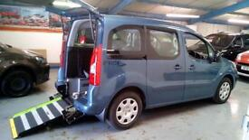 2011 Peugeot Partner Tepee 1.6HDi EGC Wheelchair Accessible Hand Controls Automa