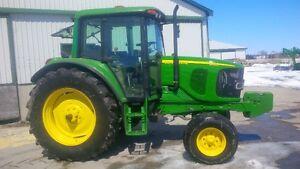 John Deere 6420 2wd tractor