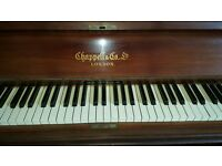 """Beautiful antique """"Chappell"""" PIANO FOR FREE. Also FREE LOCAL DELIVERY"""