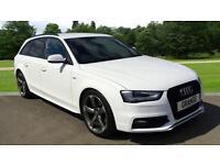 2014 Audi A4 Avant 2.0 TDI Black Edition Mu Automatic Diesel Estate