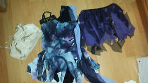 large child dance costumes