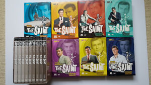 The Saint, The Complete Monochrome and Color Series