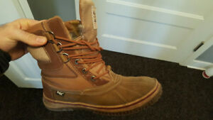 Pajar winter boots Sz 9. Almost new