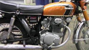 Got an old motorcycle or moped collecting dust??