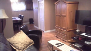 2 BEDROOM FURNISHED - BRAND NEW MODERN & SPACIOUS
