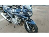 2007 07 SUZUKI GSF 1250 Sa K7 BANDIT ABS GSF1250 NEW MOT HPI CLEAR HISTORY