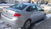 2009 Ford Focus SEL with command start