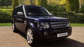 2015 Land Rover Discovery 3.0 SDV6 HSE Luxury 5dr Automatic Diesel 4x4