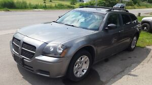 05 Dodge Magnum Wagon, safety included