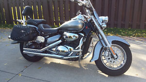 2007 Suzuki Boulevard C50 with lots of Upgrades