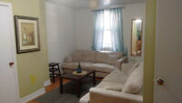 FULLY FURNISHED & EQUIPPED/ HEARTH OF DOWNTOWN