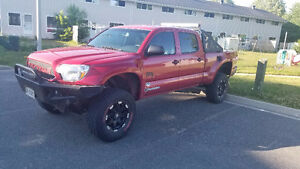 2014 Toyota Tacoma SR5 Pickup Truck (pretty much stock)