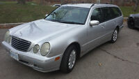 2002 Mercedes-Benz *7-seater all wheel drive* Wagon