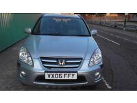 Honda CR-V 2.0 i-VTEC (Privacy) AUTO EXEC with SAT NAV. FULL HISTORY, 1 OWNER
