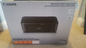 Canon MG3520 Wirelss Printer