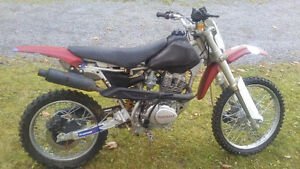 PARTS BIKE, 200cc powermax
