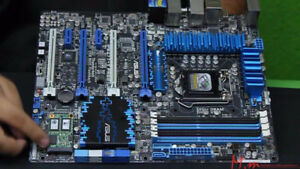 Looking for a 1155 Motherboard as well as a Q6600 775 cpu