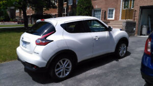 2016 Nissan Juke - factory warranty, private, certified, Keswick