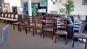 Dining room chairs 50% off !