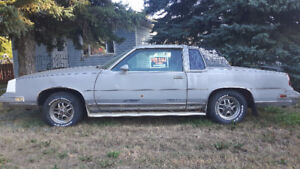 84 cutlass supreme