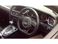 2014 Audi A4 3.0 TDI Quattro S Line Black E Automatic Diesel Estate