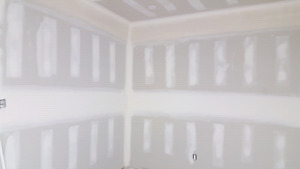 Drywall & Taping, repairs, painting and textured ceilings Edmonton Edmonton Area image 1