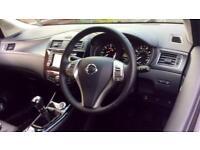 2017 Nissan Pulsar 1.5 dCi Tekna 5dr Manual Diesel Hatchback