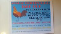 Chicken BBQ Take Out at Valley United Church