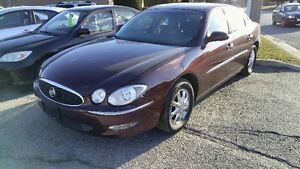 2006 BUICK ALLURE CXL..LOW K's  CERTIFIED & E-TESTED