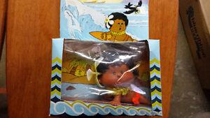 Two great Hawaii figures. 1 Look alike Lilo in Disney movie